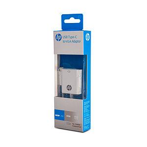 Переходник HP USB-C to VGA Adapter WHT