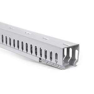 Кабельный канал пластиковый Deluxe 60х40 (ширина х высота)