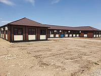 Модульное здание на базе 40ф контейнера утеплённый, фото 1