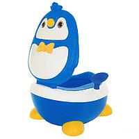 Детский горшок Pituso Пингвинёнок Синий