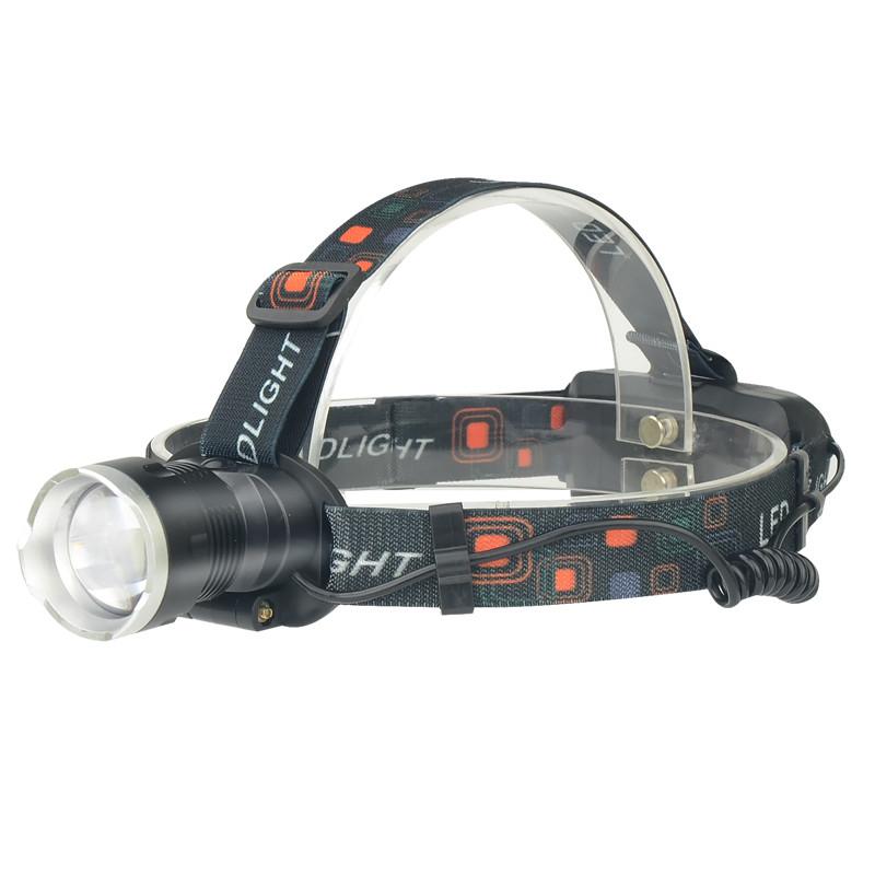 Фонарь светодиодный налобный Tavalga Т07-T6