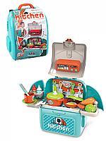 """Игровой набор """"Кухня"""" в рюкзаке, 31 эл. (Pituso, Испания)"""