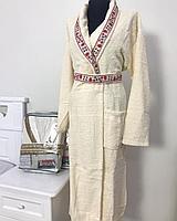 Женский банный халат, фото 2