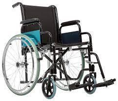 Кресло- коляска механическая Base 130 - фото 1