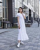 Платье Hanym (белое, 2021)