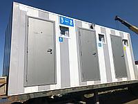 Санитарный контейнер по низким ценам