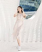 Платье бежевое (Hanym.lux, 2021)