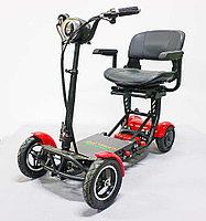 Электро трицикл GreenCamel Кольт 501 (36V 10Ah 2x250W) задние мотор-колеса
