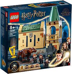 76387 Lego Harry Potter Хогвартс: пушистая встреча, Лего Гарри Поттер