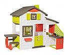 Домик для друзей с кухней и звонком 810202 Smoby, фото 3
