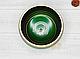 Поющая чаша Зелёная, диаметр 13 см, фото 2
