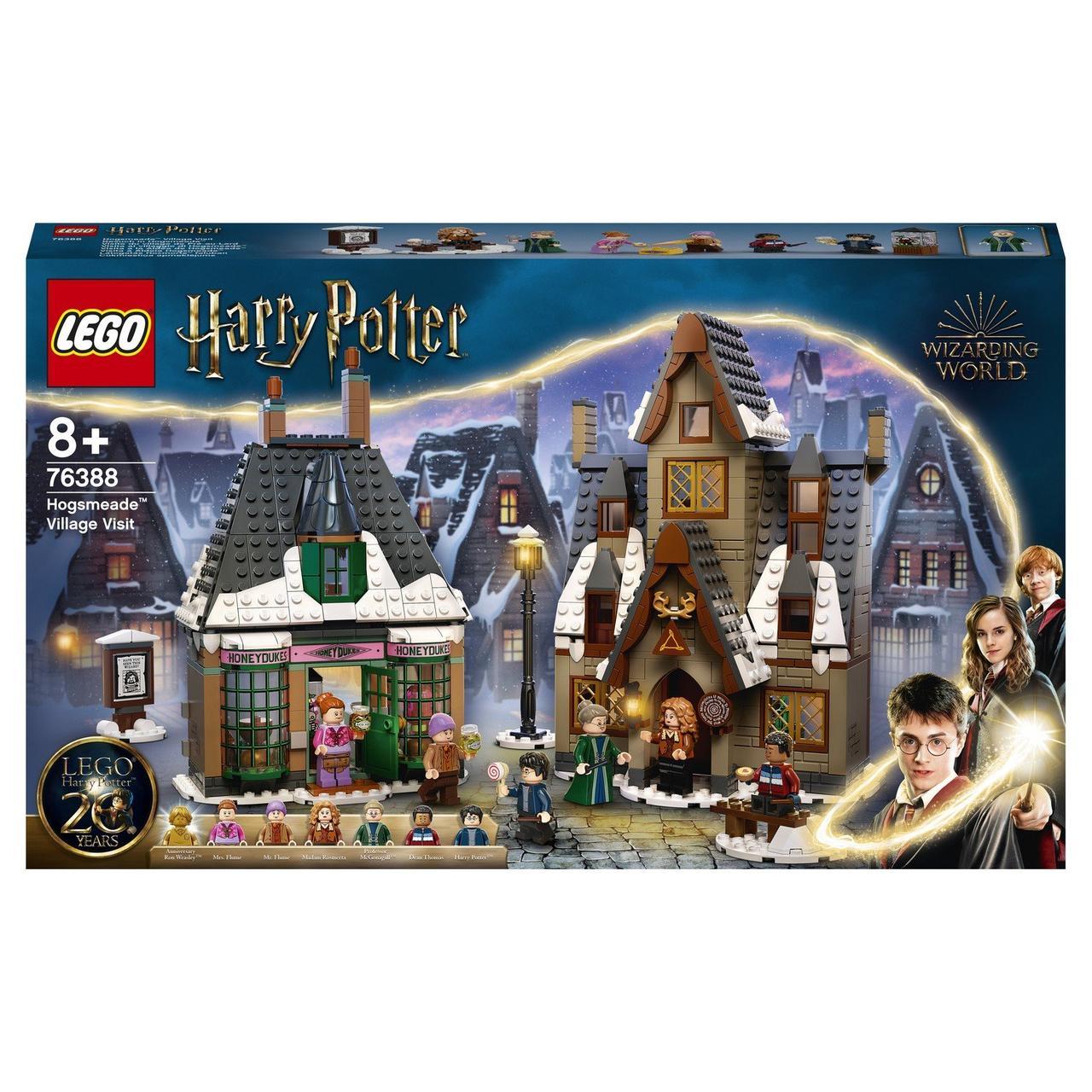 76388 Lego Harry Potter Визит в деревню Хогсмид, Лего Гарри Поттер