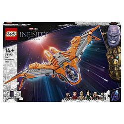 76193 Lego Marvel «Мстители: Финал» Корабль Стражей, Лего Супергерои Marvel