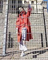 Красный кардиган (Hanym, 2021), фото 1