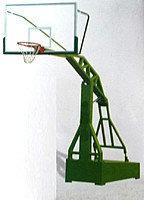 Стойка баскетбольная мобильная складная без обшивки