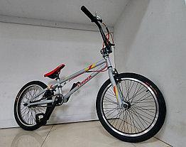 Классный Трюковый велосипед Trinx Bmx S200. Рассрочка. Kaspi RED.