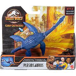 Мир Юрского периода Фигурка динозавра Плезиозавр, атакующий