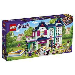 41449 Lego Friends Дом семьи Андреа, Лего Подружки