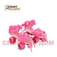 Съёмные детские роликовые коньки (размер 28-35)