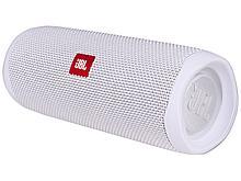 JBL JBLFLIP5WHT акустическая система портативная Flip 5 цвет белый