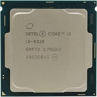 Процессор CPU S-1151 Intel Core i3 9320 TRAY 3.7GHz (4.4 GHz Turbo), 4-Core, 8MB, Coffee Lake