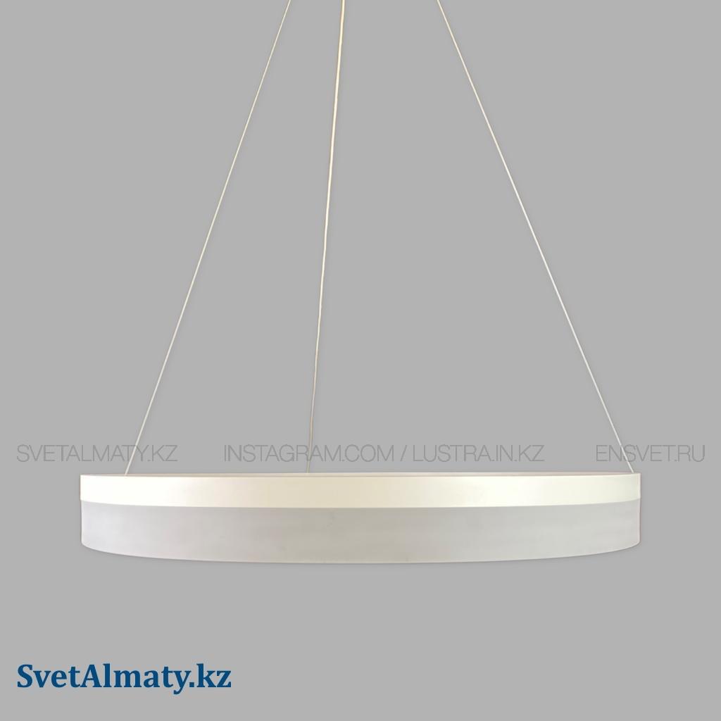 "Люстра светодиодная ""Круг "", диаметр 80см, Бренд SvetAlmaty.kz"