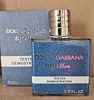 Тестер D&G light blue мужской 50 ml