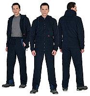 Куртка флисовая Меркурий 88-92, 182-188