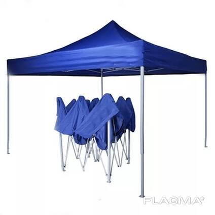 Сборка торговых палаток