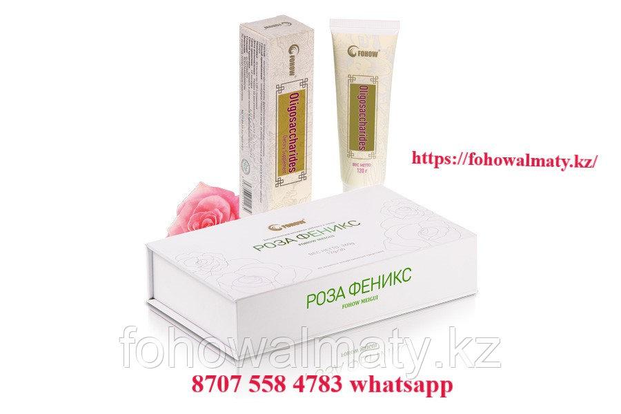 Фруктовая паста роза Fohow дисбактериоз, запах изо рта, аллергия, очистка печени, похудение, пигментация