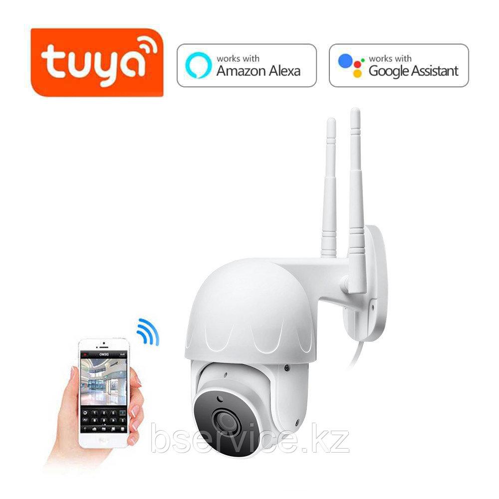 Уличная поворотная WI-FI камера BS-S2-B01 1080P Tuya