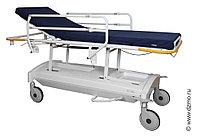 Тележка медицинская для перевозки больных Т-ДЗМО-2-2-Г