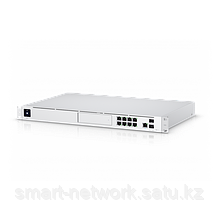 """1U Rackmount 10Gbps UniFi Multi-Application System with 3.5"""" HDD Expansion and 8Port Switch"""