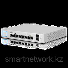 UniFi Коммутатор 8 портовый (150 Вт). UniFi Switch 8 150W