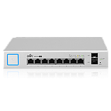 UniFi Коммутатор 8 портовый (150 Вт). UniFi Switch 8 150W, фото 5