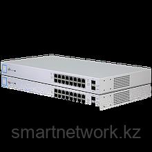 UniFi  Коммутатор 16 портовый (150 Вт). UniFi Switch 16 150W
