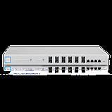 Коммутатор агрегации 16 портовый 10-гигабитный . Managed 16-port 10-Gigabit Switch, фото 3