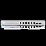 Коммутатор агрегации 16 портовый 10-гигабитный . Managed 16-port 10-Gigabit Switch, фото 4
