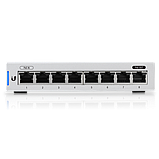 8-Port Fully Managed Gigabit Switch with POE passthrough, фото 3