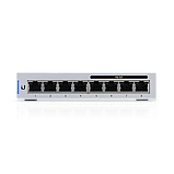 8-Port Fully Managed Gigabit Switch with 4 IEEE 802.3af Includes 60W Power Supply, фото 2