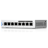 8-Port Fully Managed Gigabit Switch with 4 IEEE 802.3af Includes 60W Power Supply, фото 3