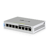 8-Port Fully Managed Gigabit Switch with 4 IEEE 802.3af Includes 60W Power Supply 5 pack, фото 2