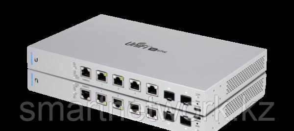 10Gigabit 6-Port 802.3bt UniFi Switch