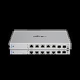 10Gigabit 6-Port 802.3bt UniFi Switch, фото 2