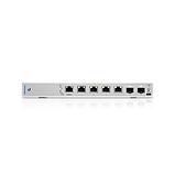10Gigabit 6-Port 802.3bt UniFi Switch, фото 3