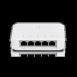 UniFi Indoor/outdoor 5Port Poe Gigabit Switch with 802.3bt Input Power Support, фото 5