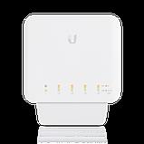 UniFi Indoor/outdoor 5Port Poe Gigabit Switch with 802.3bt Input Power Support, фото 9