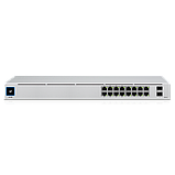 UniFi 16Port Gigabit Switch with PoE and SFP, фото 2