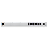 UniFi 16Port Gigabit Switch with PoE and SFP, фото 3