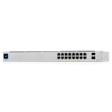 UniFi 16Port Gigabit Switch with PoE and SFP, фото 4